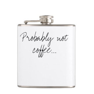 probably not coffee flask