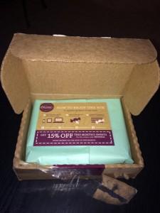treatsieopened box