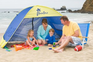 Not only that if you are in the sun and get sunburned you are going to have to deal with it especially if you have a baby. & Best Beach Tent for Babies u2013 Top 4 Tents Reviewed