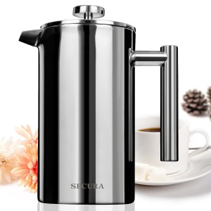 secura-stainless-steel-french-press-review