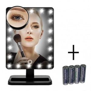 flymei lighted makeup mirror review