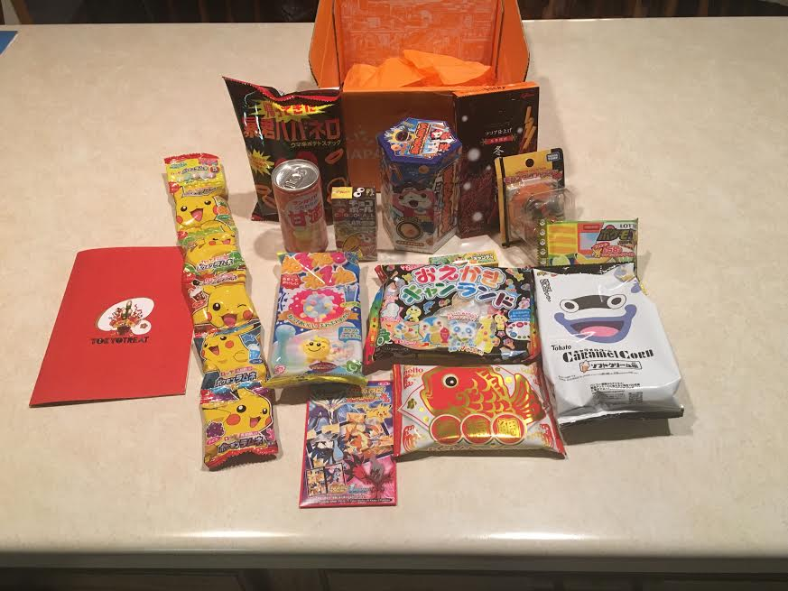 tokyotreat candy subscription