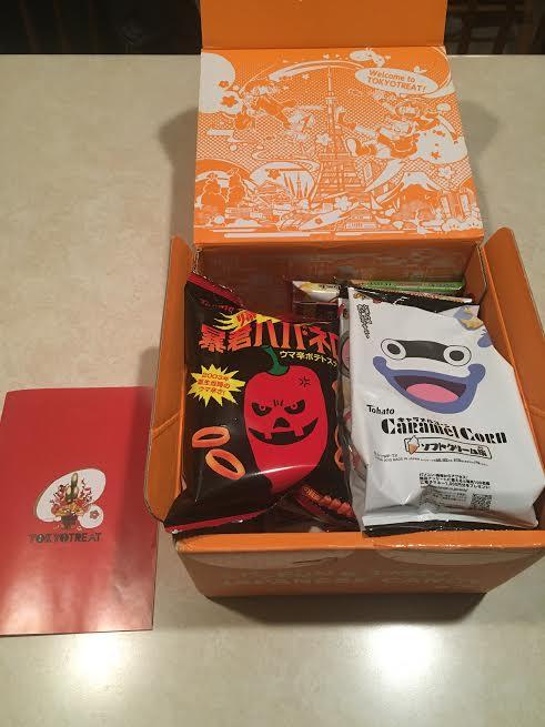 tokyotreat subscription box