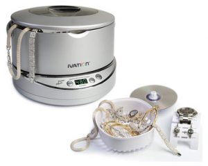 Ivation IVUC96S Digital Ultrasonic Cleaner