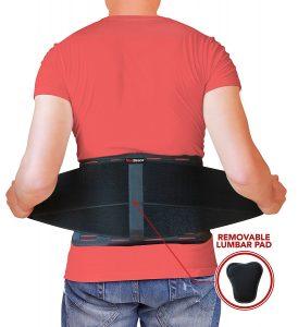 best back support belt for lifting