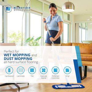 best broom for hardwood floor