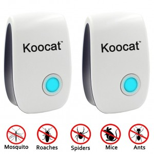 koocat-2-pack-cockroach-repeller-review
