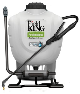 best backpack sprayer field king professional review
