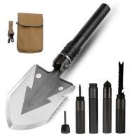 Best Backpacking Shovel - Top 4 Shovels Reviewed