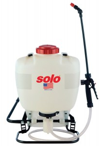 solo 4 gallon backpack sprayer review