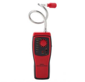 Combustible Gas Leak Detector, Smart Sensor AS8800L
