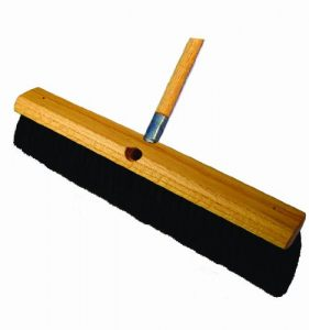 Magnolia 718 18-Inch Horsehair Line Floor Broom